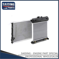 Cooling Radiator for Toyota Land Cruiser Prado 2trfe Engine Parts 16400-75551