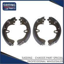 Auto Spare Brake Shoes Parts 04495-20120 for Vios/Soluna Vios