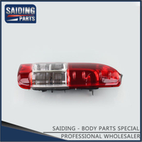 Saiding Tail Light for Toyota Hiace Kdh201 Body Parts 81551-26440