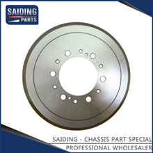 Saiding High Quality Brake Drum 42431-35180 for Toyota Hilux Auto Parts Kdn165 2kdftv
