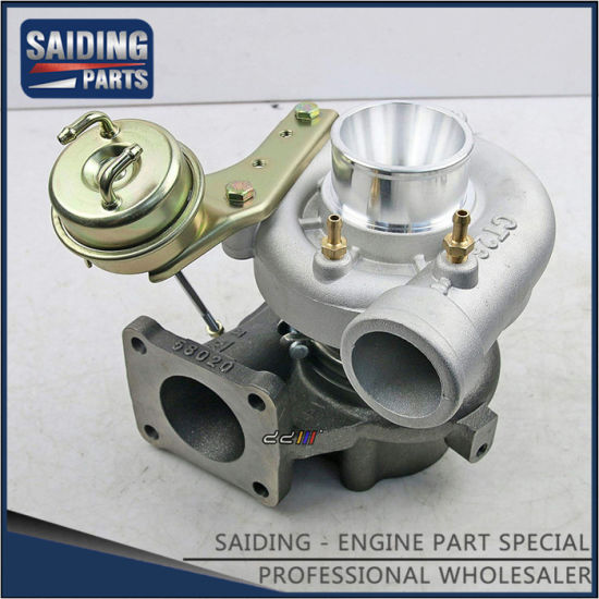 Saiding Turbocharger 17201-17010 for Toyota Land Cruiser 1hdt