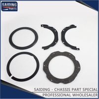 Car Steering Knuckle Oil Seal Kit for Toyota Land Cruiser Fzj75 Grj79 Hzj79 Vdj79 #OEM43204-60020 43204-60031 43204-60032 43204-60040