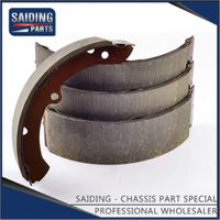 Professional Brake Shoe Set 04494-36160 for Dyna200