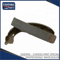Hot Sale Brake Shoe 04495-0d070 for Yaris Year 2008-2010