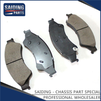 Saiding Genuine Auto Parts Ceramics Brake Pads Ucye3323z for Ford Truck Ranger 2011/04 Tke Gbvajqw Gbvajqj