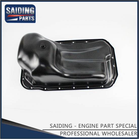 Car Oil Pan for Toyota Land Cruiser 5vzfe Engine Parts 12101-62070