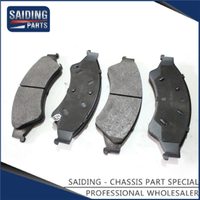 Saiding Genuine Auto Parts Ucye3323z Low Metal Brake Pads for 2011/04 Ford Truck Ranger TKE GBVAJQW GBVAJQJ