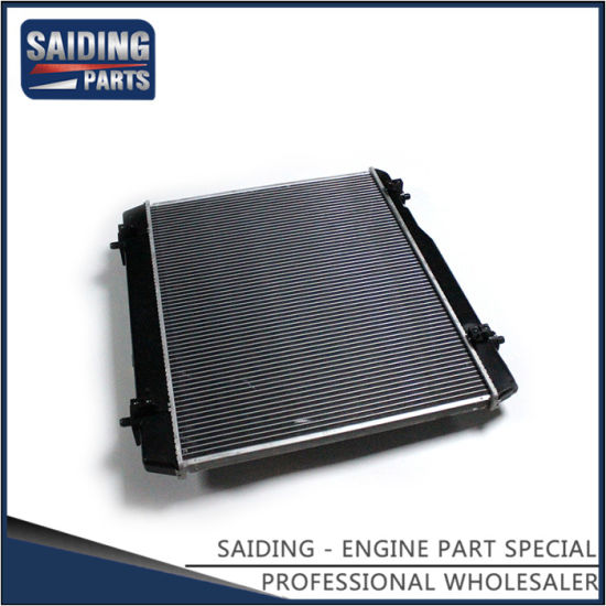 Cooling Radiator for Toyota Hiace 1kdftv 2kdftv Engine Parts 16400-30163